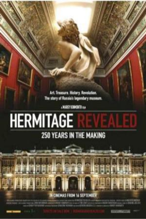 HERMITAGE REVEALED to Screen in the UK, Begin. 9 September