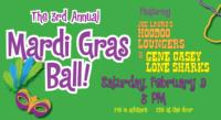 Bay Street Theatre to Host Mardi Gras Ball, 2/9