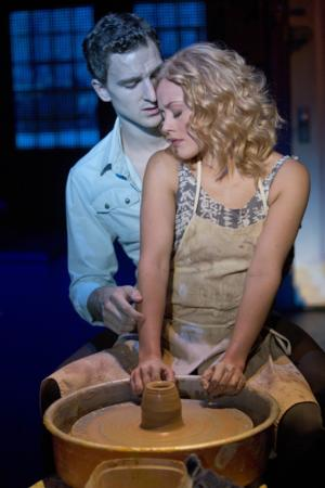 BWW Reviews: GHOST THE MUSICAL Haunts the O.C.