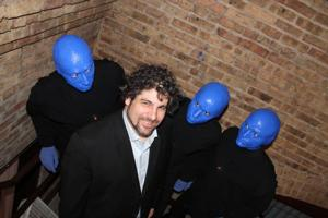 BLUE MAN GROUP to Make Appearance at 6/8 Chicago Youth Symphony Performance