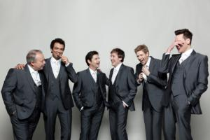 SubCulture Welcomes The King's Singers Tonight