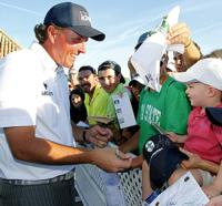 KPMG To Donate 5,000 Books To Children In Need For Each Phil Mickelson And Stacy Lewis Tournament Win In 2013