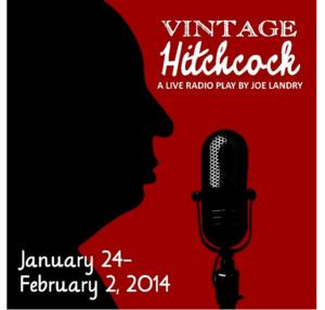 Vintage Hitchcock Triple Feature Set for Buck Creek Players January 24 - February 2