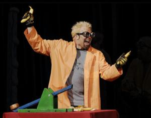 Doktor Kaboom! to Perform at Capitol Center, 2/9