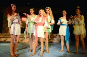 BWW Reviews: Young Performers Shine in TexARTS Production of XANADU