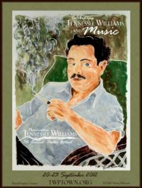 Tennessee Williams Theater Festival Introduces TW Institute and Williams 101 Initiatives, Now thru 9/23