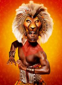 Andile Gumbi Joins Cast of THE LION KING as 'Simba' Tonight