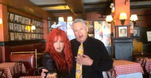 Tony Winners Cyndi Lauper and Harvey Fierstein Tribute BEAUTIFUL With Rendition of 'Natural Woman'