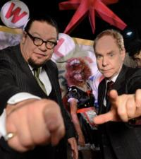 Penn & Teller Partner With Universal Orlando Resort To Create Haunted House at Halloween Horror Nights
