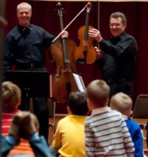 Canton Symphony Orchestra Presents SymphonyLand Series Today