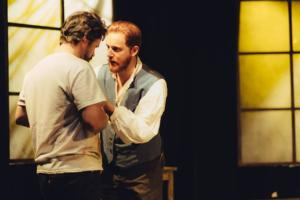 BWW Reviews: Jobsite's Inventive INVENTING VAN GOGH at the Shimberg