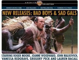 BAD BOYS & SAD GIRLS Among Warner Archive New Releases
