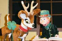 THE LEPRECHAUN AND THE REINDEER, CINDERELLA and More Set for Great AZ Puppet Theater, Beg. Today
