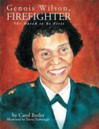 Life of Fort Wayne City's First Female Firefighter in New Picture Book