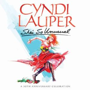 Cyndi Lauper Announces Release of 30th Anniversary Edition of Debut Album 'She's So Unusual'