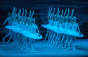 BWW Reports: The Bolshoi's SWAN LAKE