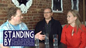 PHANTOM's Nathan Patrick Morgan & Lynne Abeles Featured on Latest Episode of STANDING BY
