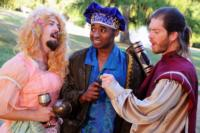 Actors' Theatre of Columbus Presents THE COMPLETE WORKS OF WILLIAM SHAKESPEARE (ABRIDGED), 8/16-8/26