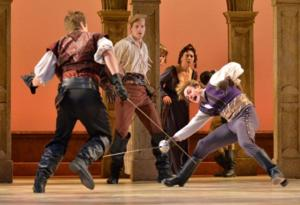 BWW Reviews: Shakespeare's Timeless Classic Plays at the KC Rep