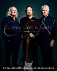 Crosby, Stills & Nash Add Fifth And Final Show On October 22 At The Beacon Theatre In New York City