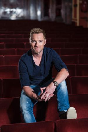 Winternitz Continues Opposite Ronan Keating In ONCE, From November!