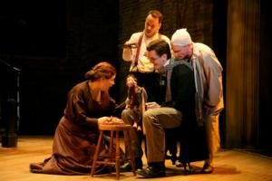 BWW Reviews: A CHRISTMAS CAROL is a Delightful Fusion of Thrills, Chills, and Happy Nostalgia
