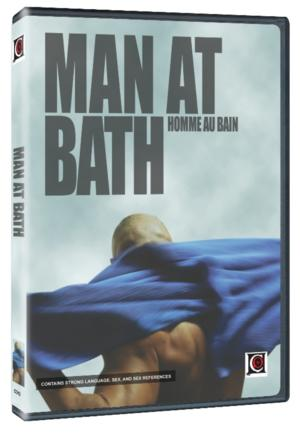 Francois Sagat Stars in MAN AT BATH, Coming to DVD Today