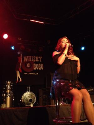SIGHTING: Jayne Avaunt, CJ Emmons, FINALE, Clay Young, Chrisol Lomeli Spotted at Whisky A Go-Go in West Hollywood