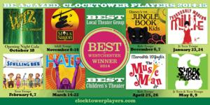 MISS SAIGON, HAIR & More Set for Clocktower Players' 2014-15 Season