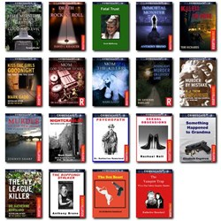 RosettaBooks Offers New Titles in Crimescape Series