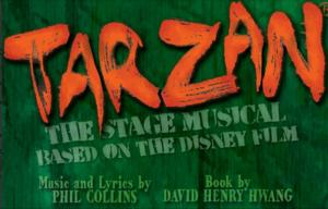 Bayou City Theatrics Presents TARZAN, Now thru 7/26