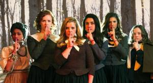 The Coterie & UMKC Present AFFLICTED: DAUGHTERS OF SALEM, Now thru 2/23