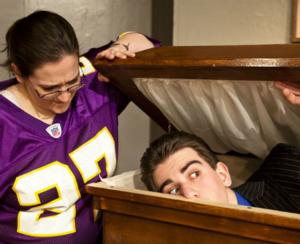 BWW Reviews: PARLOR GAMES, Not just For Children Any More