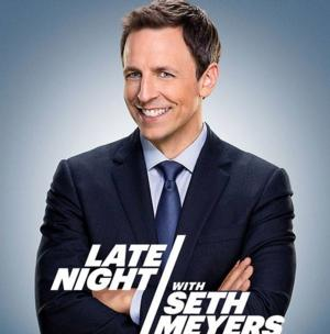 NBC's Late Night Host Seth Meyers Talks New Late Night Show & More