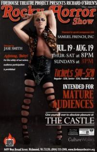 Firehouse Theatre Project Extends ROCKY HORROR Through 8/25