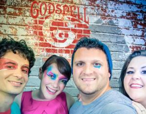 A. D. Players to Present GODSPELL, 7/9-8/24