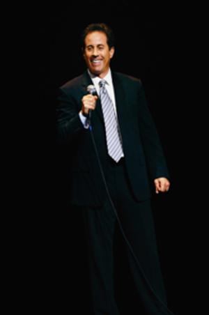 Jerry Seinfeld Headlines at the Paramount Theatre in Seattle Tonight