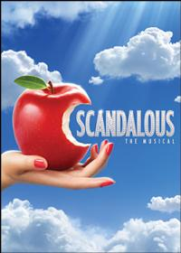 Broadway-Bound SCANDALOUS Website Launches Today