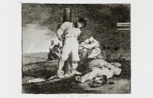 The Frist Center Pairs GOYA: THE DISASTERS OF WAR and STEVE MUMFORD'S WAR JOURNALS in Exhibitions, 2/28-6/8