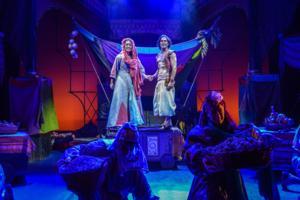'Aladín, un musical genial' se estrenará en Madrid el 1 de febrero