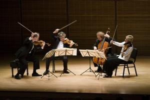 Takacs Quartet Performs Complete Bartók String Quartets at Carnegie Hall This Weekend