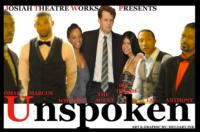 Cast of Josiah Theatre Works' UNSPOKEN to Appear on 'Turn It Up A Notch Radio', 1/18; Premiere Set for 1/24