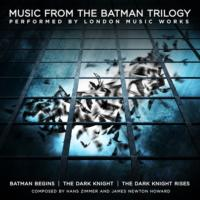 Music from Christopher Nolan's BATMAN Trilogy Released Today, 10/2