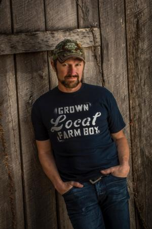 Tracy Lawrence Recruited for 8th Annual Charity Event to Benefit the Dickinson County Craig Morgan Foundation