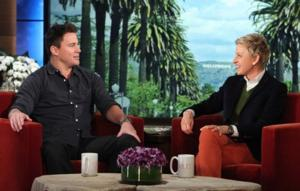 Channing Tatum Names 'Team Oscar' Winners on ELLEN
