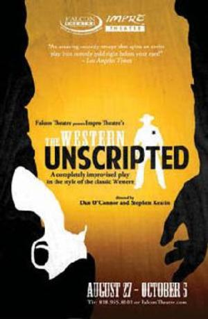 Impro Theatre's THE WESTERN UNSCRIPTED to Begin 8/27