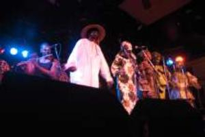 Kleinhans Music Hall Presents N'DIAS Featuring ALASSANE SARR, 4/4
