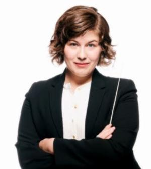 Rachel Waddell Makes Conducting Debut with the Canton Symphony Orchestra Tonight