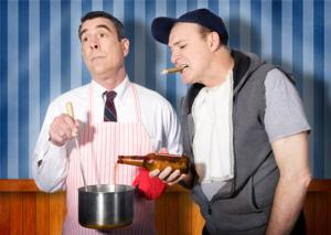 THE ODD COUPLE Closes Stage Door Players' 40th Season, Now thru 8/3