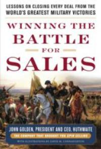 Huthwaite CEO and President Launches New Book on Winning the Battle for Sales